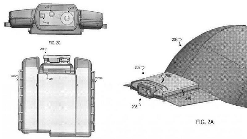 Google patentuje... czapkę dla vloggerów