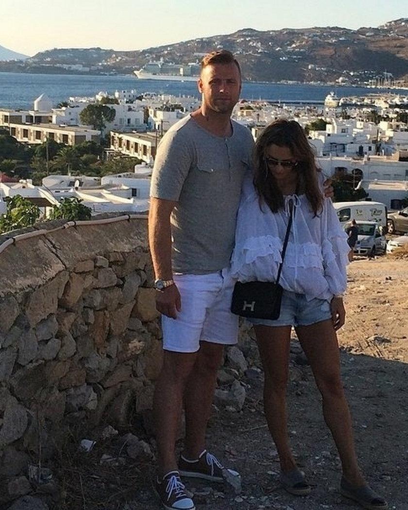 Artur Boruc i Sara Mannei planują kolejne dziecko! Nasz bramkarz marzy o synu!