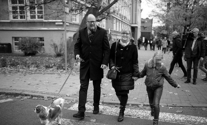 Szczegóły pogrzebu Pawła Adamowicza. O to prosi rodzina prezydenta Gdańska