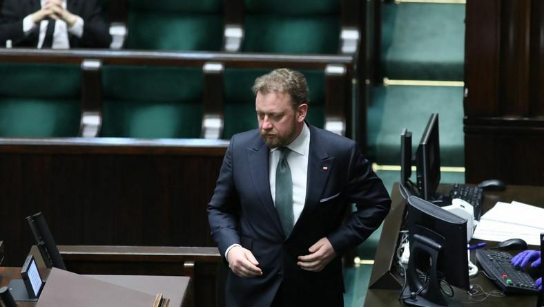 Łukasz Szumowski pis