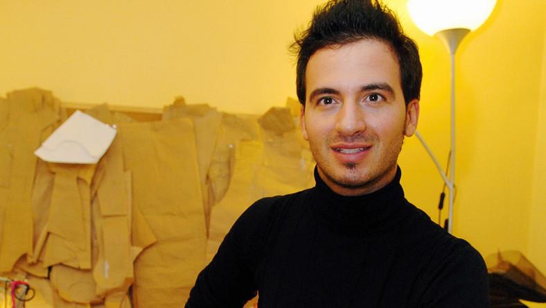 Stefano Terazzino tęskni za Sycylią