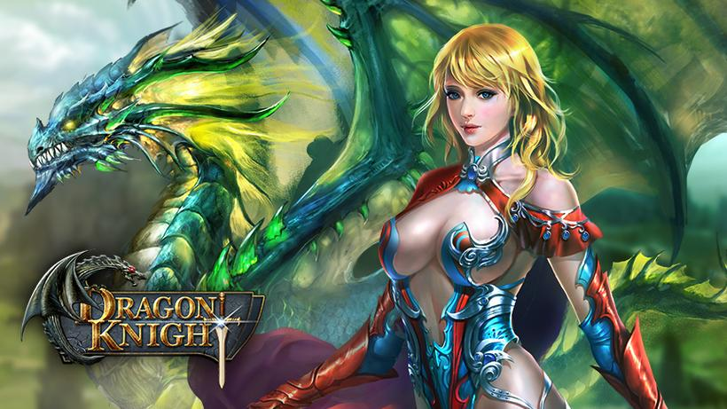 gameplanet Dragon Knight NK