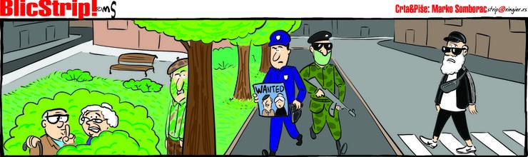 blic strip nedelja