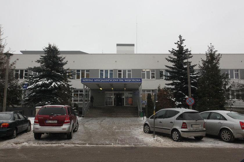 Szpital na Zaspie