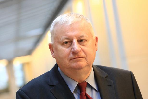 Adam Bącal, przewodniczący I Wydziału Izby Finansowej Naczelnego Sądu Administracyjnego, rozstrzygającej spory w zakresie podatku od towarów i usług