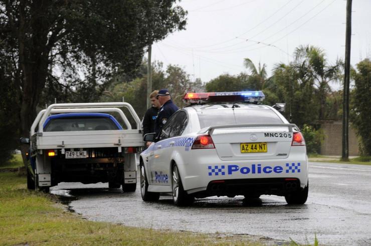 australija policija