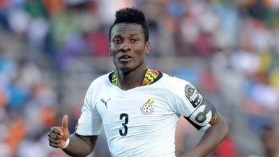 Asamoah Gyan is not happy: Black Stars skipper retires from international football