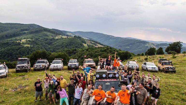 Ekspedycja Auto Świat 4x4: skok w rumuńskie góry i na połoniny