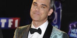 Robbie Williams ciężko chory. Trafił na OIOM