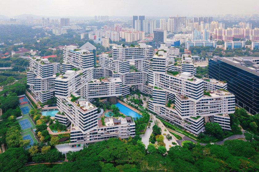 Interlace w Singapurze