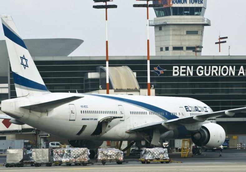 Ben Gurion Airport. (The Jerusalem Post)
