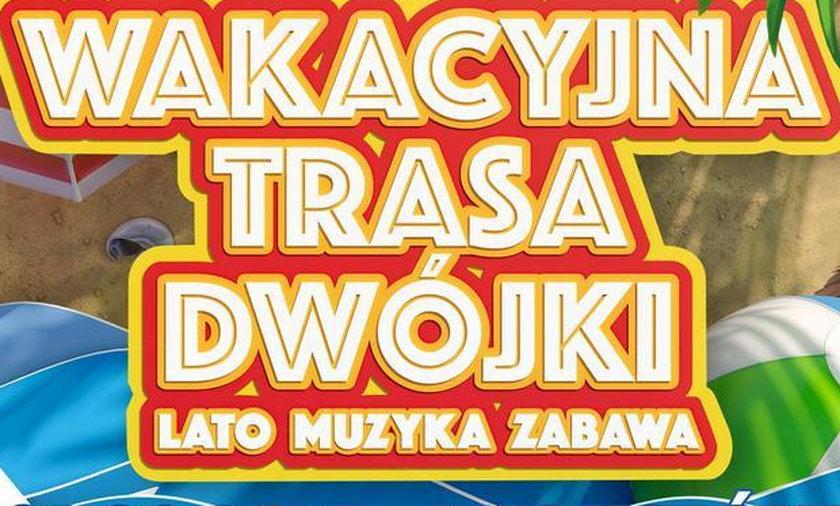 Wakacyjna Trasa Dwójki w Augustowie