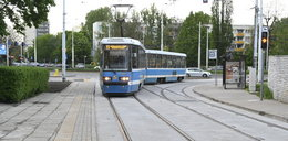 Koniec remontu na Złotoryjskiej. Tramwaj nr 23 znów dojeżdża do Parku Przemysłowego