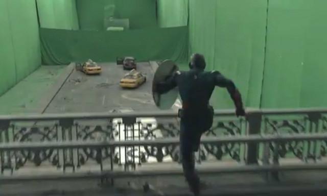 Da bi sve izgledalo realno, ekipa filma je u studio do detalja predstavila...