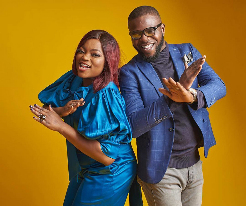 If you looking out for celebrity couples with beautiful and romantic photos on social media, search no further as Funke and JJC both have a way of flooding the timelines with gorgeous pics [Instagram/FunkeJenifaAkindele]