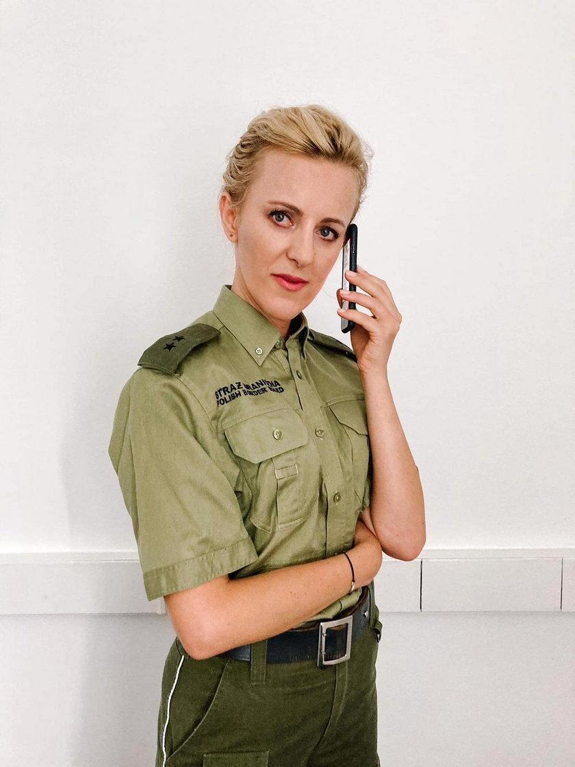 Dramatyczne sceny podczas akcji Straży Granicznej. Migrantka zaczęła rodzić