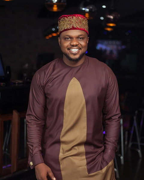 Ken Erics' rumoured failed marriage is coming at the same time Blossom Chukwujekwu's marriage to Maureen Esisi has reportedly crashed.[Instagram/KenErics]