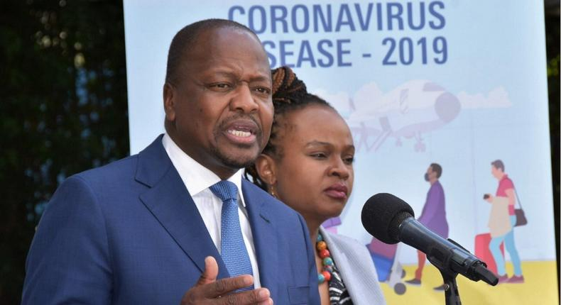 Driver found to be positive for Coronavirus after transporting empty coffin to Homa Bay