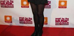 60-letnia piosenkarka pokazała nogi