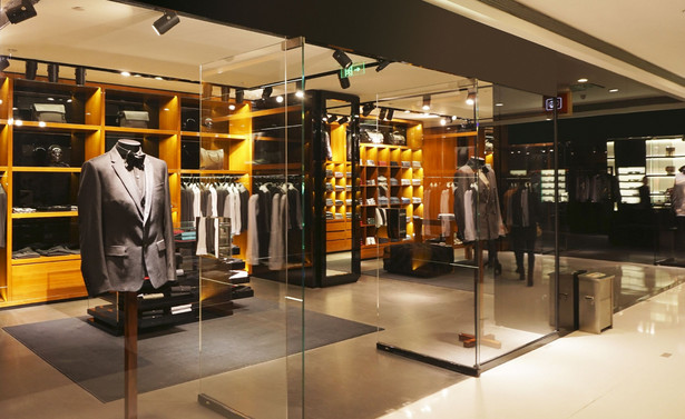 Luksusowy sklep