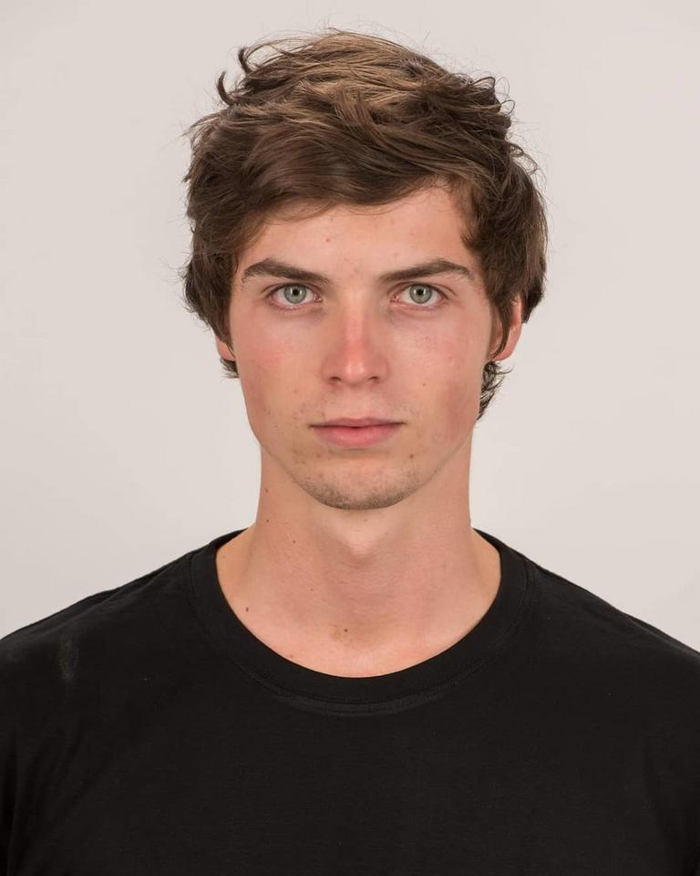 """Top Model 7"": Hubert Gromadzki"