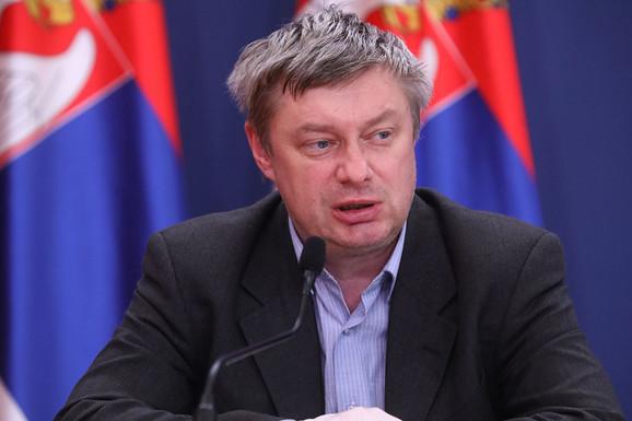Gerijatrijske ustanove u malim mestima najveći rizik, kaže Stevanović