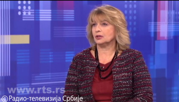 Leposava Garotić, Ilić, epidemiolog