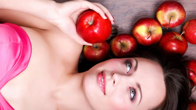 Jabłka są pyszne!