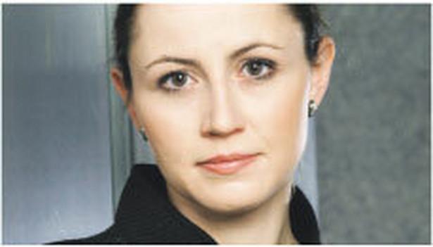 dr hab. Katarzyna Bilewska, adwokat, kieruje zespołem sporów korporacyjnych w Kancelarii Salans Fot. Arch.