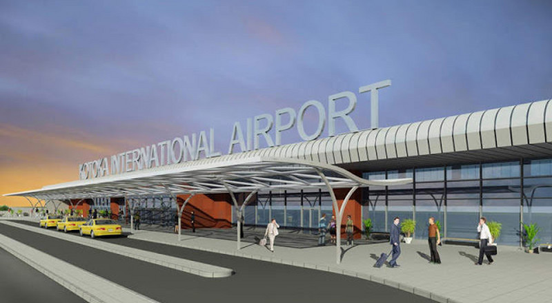 Ghana's airport reopens to international traffic on Tuesday