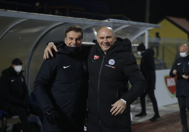 Aleksandar Stanojević i Zoltan Sabo
