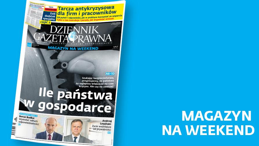 Magazyn DGP z 17 kwietnia 2020