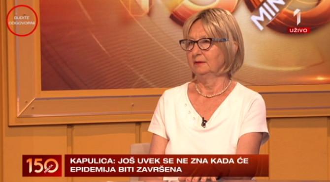 Prof. dr Nada Kuljić Kapulica