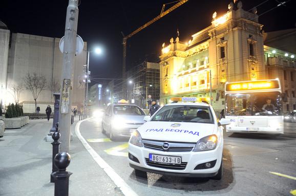 Retke kontrole Komunalne policije