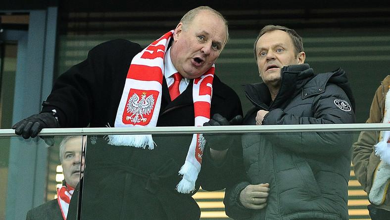 Jan Tomaszewski (z lewej)