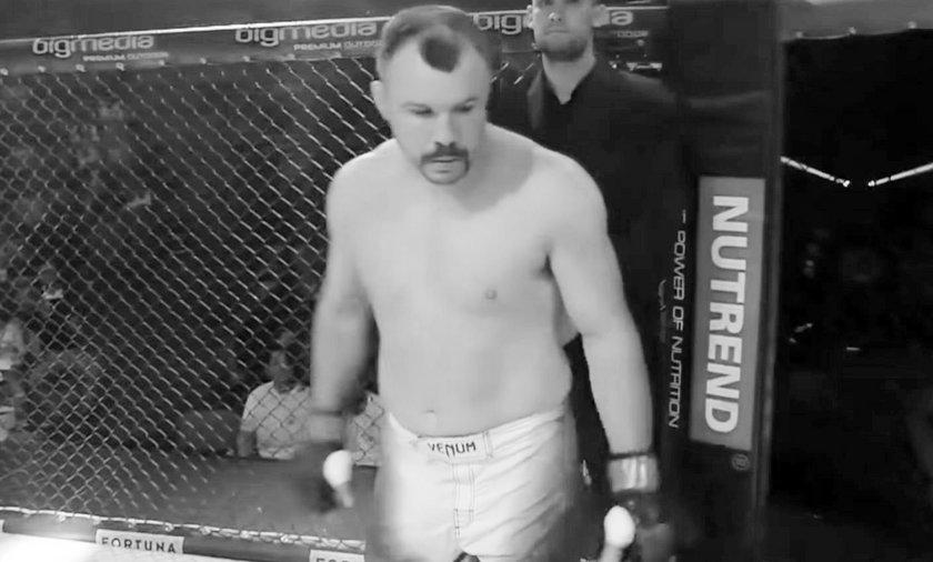 Travis Fulton nie żyje. Zawodnik MMA zmarł w więzieniu