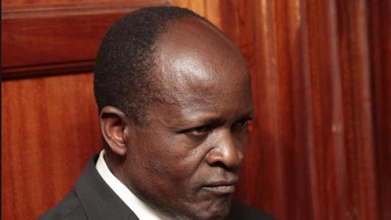 Migori Governor Okoth Obado. Former Migori MCA is set to testify gainst Obado in Sharon Otieno's murder case