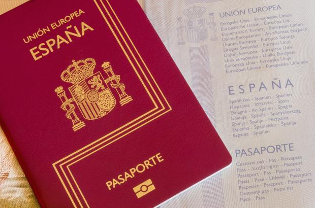 Hiszpański paszport