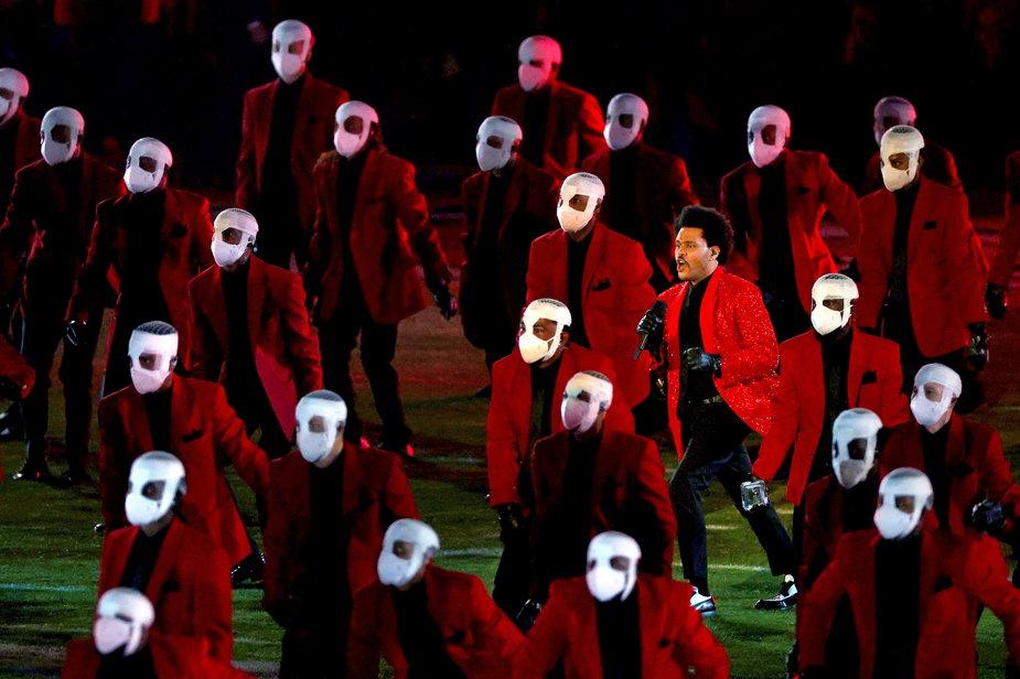 The Weeknd gwiazdą Halftime Show Super Bowl 2021