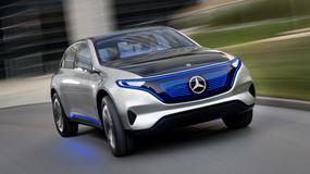 Mercedes wprowadzi 10 modeli elektrycznych