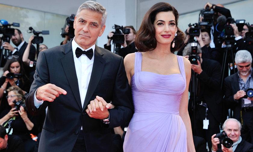 Amal Clooney to piękna i rozchwytywana prawniczka
