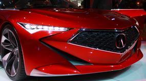 Acura Precision - koncept zapowiada nową linię stylistyczną (Detroit 2016)