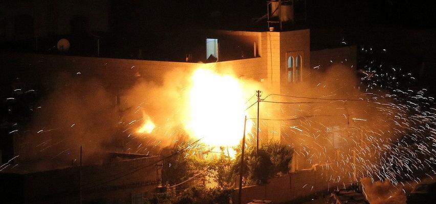Strefa Gazy. Izrael zaatakował oddziały Hamasu. Koniec zawieszenia broni?