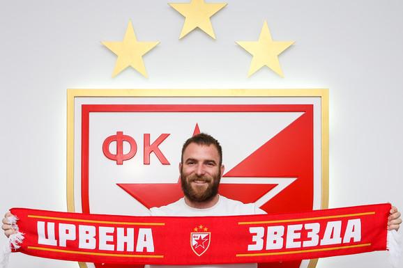 """MAGIKO ZA RADOST SVIH NAVIJAČA! Katai ne ide nigde - Zvezda """"zaključala"""" najboljeg igrača do 2024. godine!"""