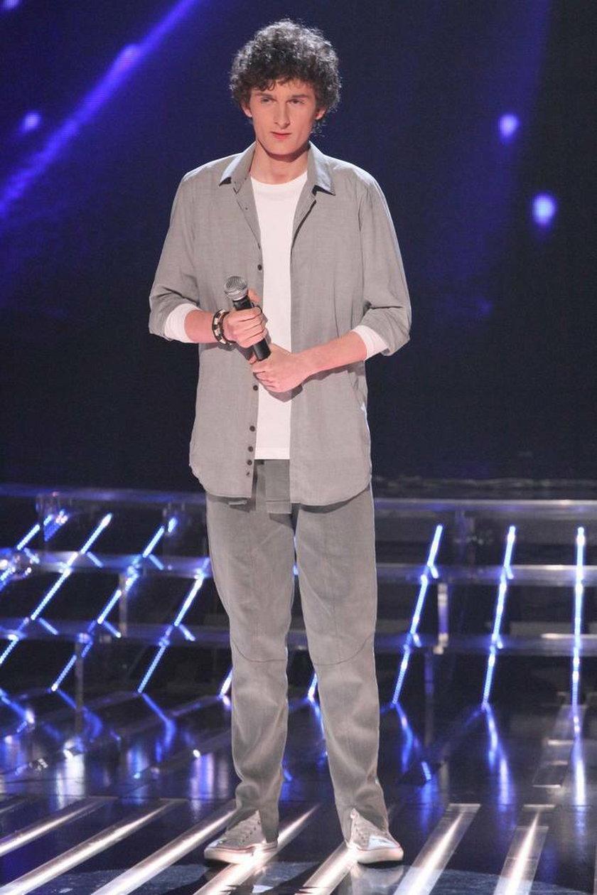 X Factor 2012 - Dawid Podsiadło