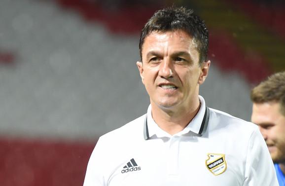 Strateg Čukaričkog Simo Krunić