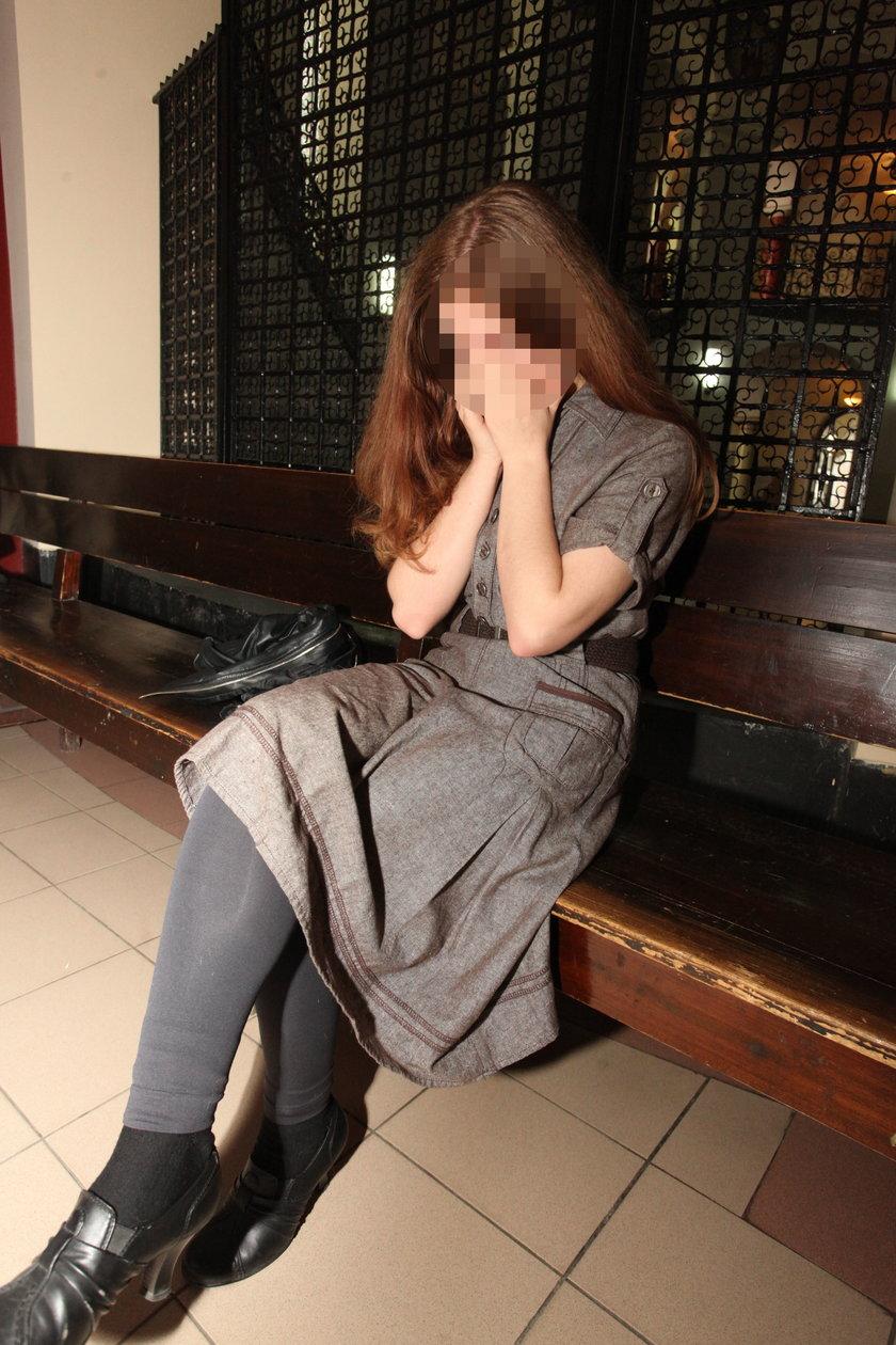 Jedna z ofiar fotografa