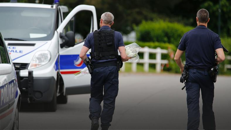 FRANCE-ATTACKS-POLICE