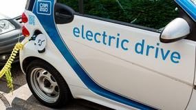 Niemiecki rząd dofinansuje zakup elektrycznych samochodów