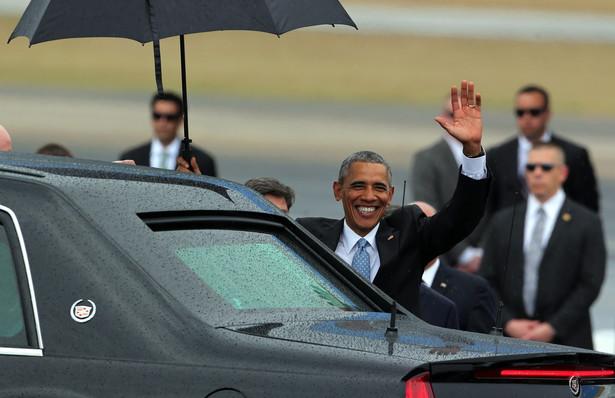 Wizyta Obamy na Kubie